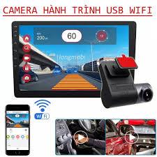 Camera hành trình V2 WiFi- Xem qua App Roadcam- Phần mềm dễ sử dụng có Tiếng