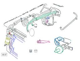 fittings valves hoses corvette parts and accessories 1970 Corvette Vacuum Diagram fittings valves hoses 1970 corvette vacuum diagram