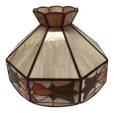 Vintage Tiffany Style Hanging Lamp Shade