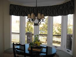 Living Room Bay Window Treatment Bow Window Treatments For A More Beautiful Home Inertiahome Com