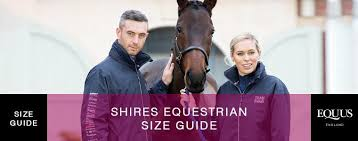 Shires Rug Size Chart Shires Equestrian Size Guide Equus