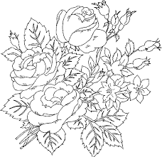 Adult Coloring Pages Roses Coloring Page Cvdlipids