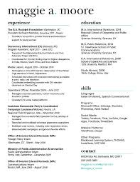 My biggest problems were that I have a couple years of experience (so a lot  of text) to include and I was worried that the resume and the wordmark  might ...