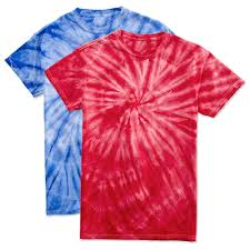 Light Colored Tie Dye Shirts Custom Tie Dye T Shirts Design Custom Tie Dye Shirts For