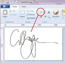 How To Create Digital Signature Image File