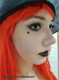 makeup look witch