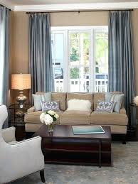 Blue walls brown furniture Teal Green Traditional Living Room With Cool Blue Bedroom Curtain Ideas Also Conventional Windows Design Light Brown Sofa Foscamco Traditional Living Room With Cool Blue Bedroom Curtain Ideas Also
