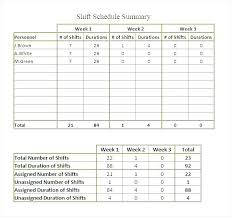 Sample Schedules Schedule Sample In Word Cool Time Schedule Excel Template Employee Maker Sample Work Free Weekly