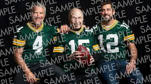 Packers Announce Release of Photo of Brett Favre, Bart Starr and Aaron  Rodgers