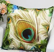 Decorative Pillows With Feather Design Stunning Amazon Fablegent XH32 Elegant Decorative Throw Pillow Cover