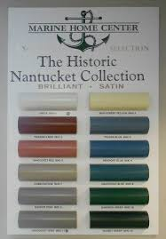 Approved Nantucket Exterior Paint Colors The Color Chart