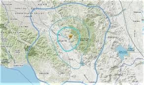 Here is every earthquake recorded over the last 30 days by the u.s. Pair Of Earthquakes Strike Near Morgan Hill Felt Across Much Of Bay Area Nbc Bay Area