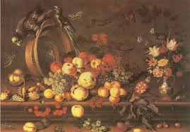 Голландский натюрморт века Балтазар Ван Дет Аст голландский натюрморт
