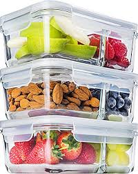container glass food containers 25oz on