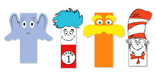 Anywhere that you want inside of the shape that you've. Color In Dr Seuss Bookmarks Free Printable