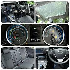 British Built Toyota Auris Hybrid Touring Sports Review | Drive.co.uk