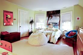 Bedroom Designs For Teenage Girl Beauteous Innovative Beanbag Chair In Kids Modern With Cool Teen Hangout Rooms