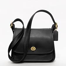 COACH CLASSIC RAMBLERS LEGACY FLAP IN LEATHER STYLE NO. 9061  258