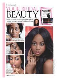 joy adenuga black makeup artist london makeup artist istant