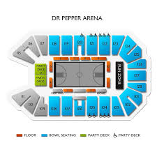 Dr Pepper Arena Circus Seating Chart Memphis Hustle At Texas Legends Tickets 12 14 2019 7 30 Pm
