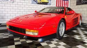 Mas carro feito para cliente, só em 1947, e ele se chamava 125s. A Subasta 35 Ferraris Clasicos Con Un Precio De Salida Desde 30 000 Euros Ecomotor Es