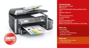 Reviewed Epson L655 All In One Printer Gadgets Magazine Philippines