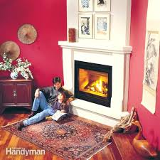 ventless gas logs in existing fireplace installing install