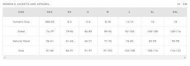 K2 Womens Snowboard Size Chart Snow Gear Sizing Charts Base Nz