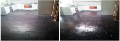 slate floor tiles clean and seal