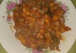 Sambal goreng ati adalah salah satu makanan khas indonesia, terutama di pulau jawa. Resep Sambal Goreng Ati Sapi Kentang Bisa Manjain Lidah Resep Mami