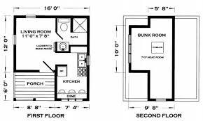 Micro Cottage Plans  Agencia Tiny HomeMicro Cottage Plans
