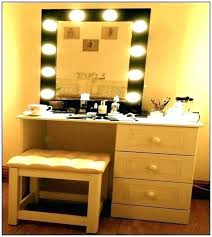 lighting for vanity makeup table. Lights For Vanity Table With Mirror And Dressing Makeup Lighting N