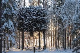 Birds Nest Bed Treehotelse The Birds Nest