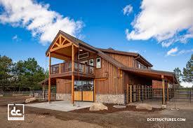 Horse Barn Designs Photos Horse Barn Kits Dc Structures