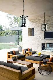 light wood furniture exclusive. Modern Lightcolored Wood Furniture With Black Cushions Look Chic And Simple Light Exclusive R