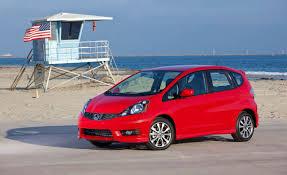 Honda Fit News: 2012 Honda Fit Hybrid – Car and Driver