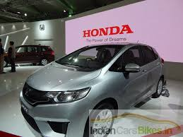 new car launches march 2014 india2014 Honda Jazz Launch In March 2015  Indian Cars Bikes