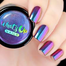 38 gorgeous galaxy holographic nails