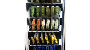 Miami Vending Machines Cool Miami FLBased Juicing Company Launches ColdPressed Juice Vending