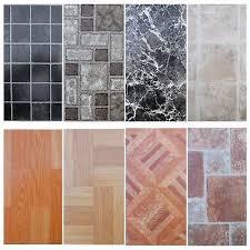 vinyl floor tiles squares tile self adhesive easy to fit various design