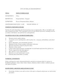 Dispatch Operator Sample Resume Dispatch Operator Sample Resume Mitocadorcoreano 3