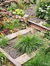 are railroad ties okay to use to