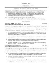 Best Photos Of Health Care Business Development Marketing Resume
