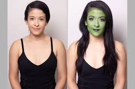 watch this broadway makeup designer recreate the faces of 6 iconic characters