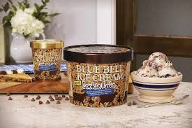 Blue Bells Latest Cookie Cake And Raspberry Fudge Brownie Flavors