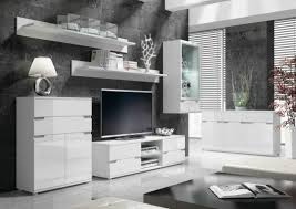White Gloss Furniture For Living Room White Gloss Sideboards Cupboards Shelving Units Ebay