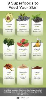 t full of anti aging foods can boost your immunity improve the quality of your skin and give you the energy you need here are some superfoods we