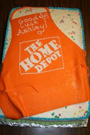 Home Depot Apron Cake Cakecentralcom