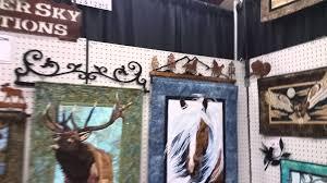 Quilt Hangers Metal Art a Wonderful Idea! - YouTube & Quilt Hangers Metal Art a Wonderful Idea! Adamdwight.com