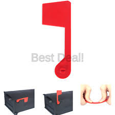 Mailbox flag dimensions Mail Slot Red Replacement Flag For Rubbermaid Mailbox Perfect Fit With No Installatio Home Depot Replacement Red Flag For Rubbermaid Mailbox Fit W No Installation